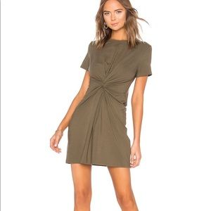 NWT Theory Knot the Dress in Army